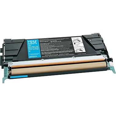 InfoPrint 39V0311 Return Program Cyan Toner Cartridge