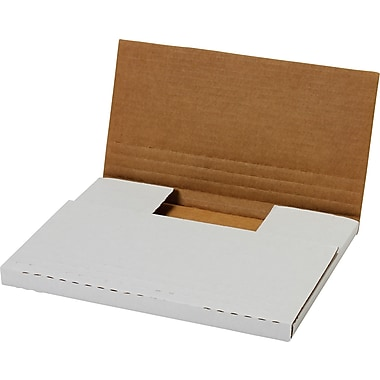 Easy-Fold Mailers, 9-1/8