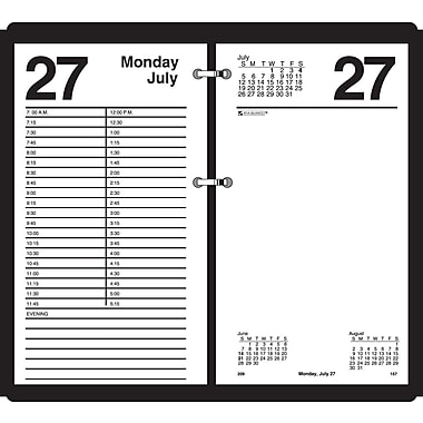 "2014 AT-A-GLANCE® Large Desk Calendar Refill, 4 1/2"" x 8"""