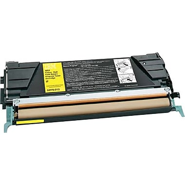 InfoPrint 39V0313 Return Program Yellow Toner Cartridge
