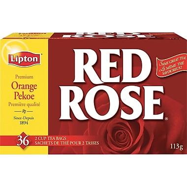 Red Rose® Orange Pekoe Tea, 36-Pack