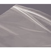 Double Track Reclosable Polyethylene Bags, 13 x 18, 4 mil