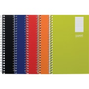 "Staples® Side Bound Memo Books, 4"" x 6"""