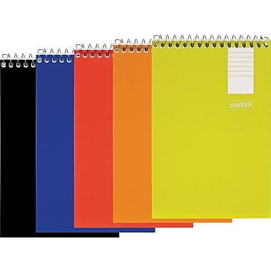 Staples® Top Bound Memo Books, 4