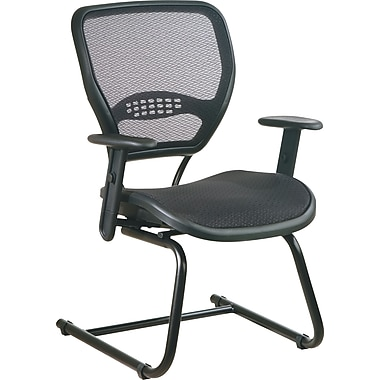 SPACE® Air Grid™ Deluxe Mesh Guest Chair