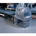 Extra-Large Gusseted Poly Bags, 35in. x 32in. x 84in., 3 mil