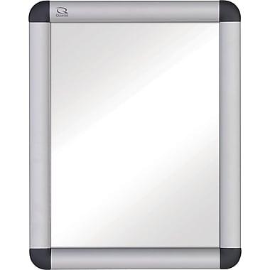 Quartet® Clip-Down Frame, 8 1/2