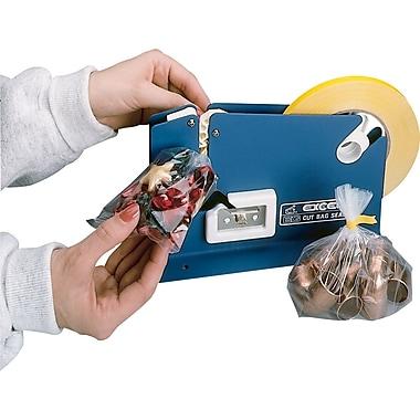 Dévidoir à ruban de fermeture de sac