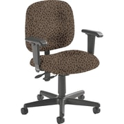 Global Custom Adjustable Task Chair, Barley, Premium Grade