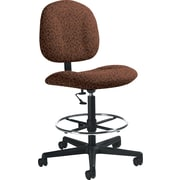 Global Custom Deluxe Drafting Chair, Copper, Premium Grade