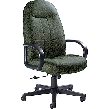 Global Custom Manager's Chair, Jade, Premium Grade