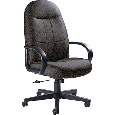 Global Custom Manager's Chair, Stone, Premium Grade