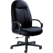 Global™ Custom Manager's Chair, Black,  Premium Grade
