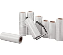 Stretch & Shrink Wrap