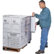 "Staples Handheld Blown Stretch Wrap, 18""W x 1500'L, 70 Gauge, 04/Case (HW1870)"