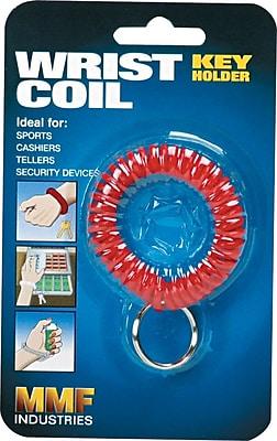 MMF Industries STEELMASTER Wrist Coils Red