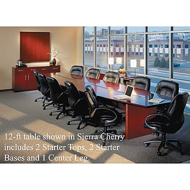 DBS Mayline® Corsica Series Modular Rectangular Conference Room Tables