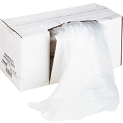 "Universal Recycled Shredder Bags 26"" x 18"" x 48"""