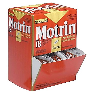 Motrin IB, 50 Packets/Box