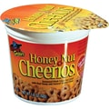 Cheerios® Breakfast Cereal, Honey Nut, 1.83 oz. Cups, 6 Cups/Box