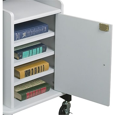 Balt Optional Locking Cabinet