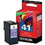 Lexmark 41 Color Ink Cartridge (18YO141)