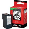 Lexmark 42 Black Ink Cartridge (18YO142)