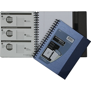 Cambridge® Archiving Notebook, 9-1/2