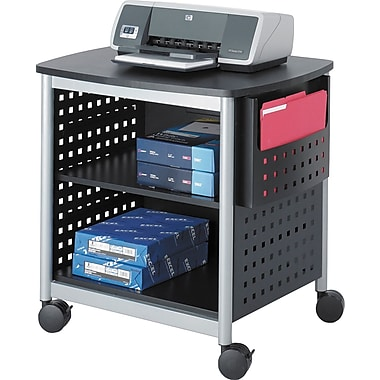 Safco® Scoot Desk-Side Printer Stand