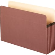 "Pendaflex® 5-1/4"" Earthwise Recycled Legal Expanding File Pockets without Flap, 3-Pack"