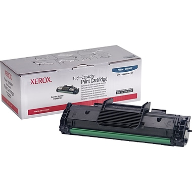 Xerox® 113R00730 Black Toner Cartridge