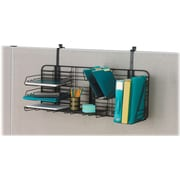 Safco Gridworks Cubicle Organizer, Charcoal, Each (4100CH)