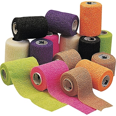3M™ Coban Self-Adherent Wrap, 12 Rolls/Box