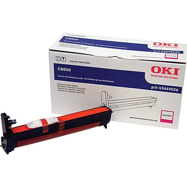 Okidata 43449026 Magenta Drum Cartridge