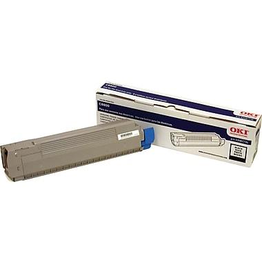 Okidata 43487736 Black Toner Cartridge
