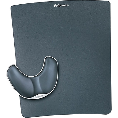 Fellowes Professional-Series Palm Support Plus Mouse Pad