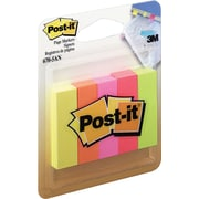 Post-it® Neon Page Markers