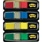 "Post-it® 1/2"" Flags with Pop-Up Dispenser"