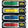 Post-it® 1/2 Assorted Arrow Flags with Pop-Up Dispenser,