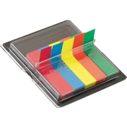 Post-it® Assorted Page Markers with Pop-Up Dispenser, 375 Flags/Pack