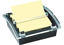 Post-it® Pop-up Note Dispenser for 3' x 3' Notes, Black Dispenser (DS330-BK)