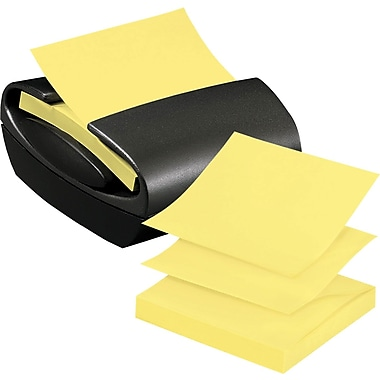 Post-it® 3in. x 3in. Professional Series Pop-up Note Dispenser, Each