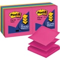Post-it® Ultra Colors Pop-Up Notes