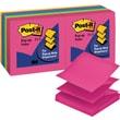 Post-it® Ultra Colors Pop-Up Notes