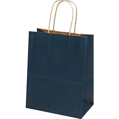 Colour-on-Kraft Shoppers, Cub, 8