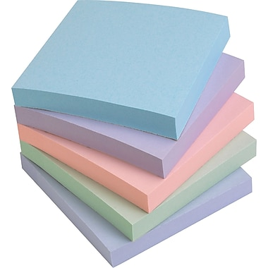 Staples® Stickies™ Notes, 3