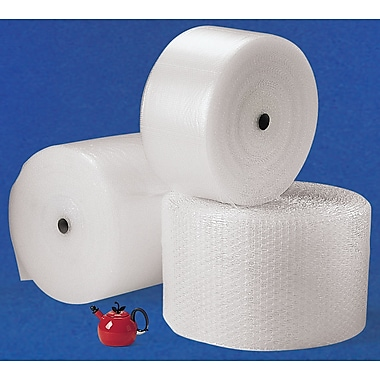 Multipurpose Bubble Rolls, 12in. x 500'