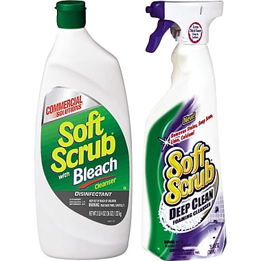 Soft Scrub® Commercial Cleansers