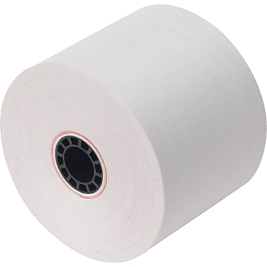 Staples® Adding Machine Roll, 2 1/4in.W x 150'L