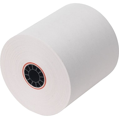 Staples® Adding Machine Roll, 3in.W x 150'L